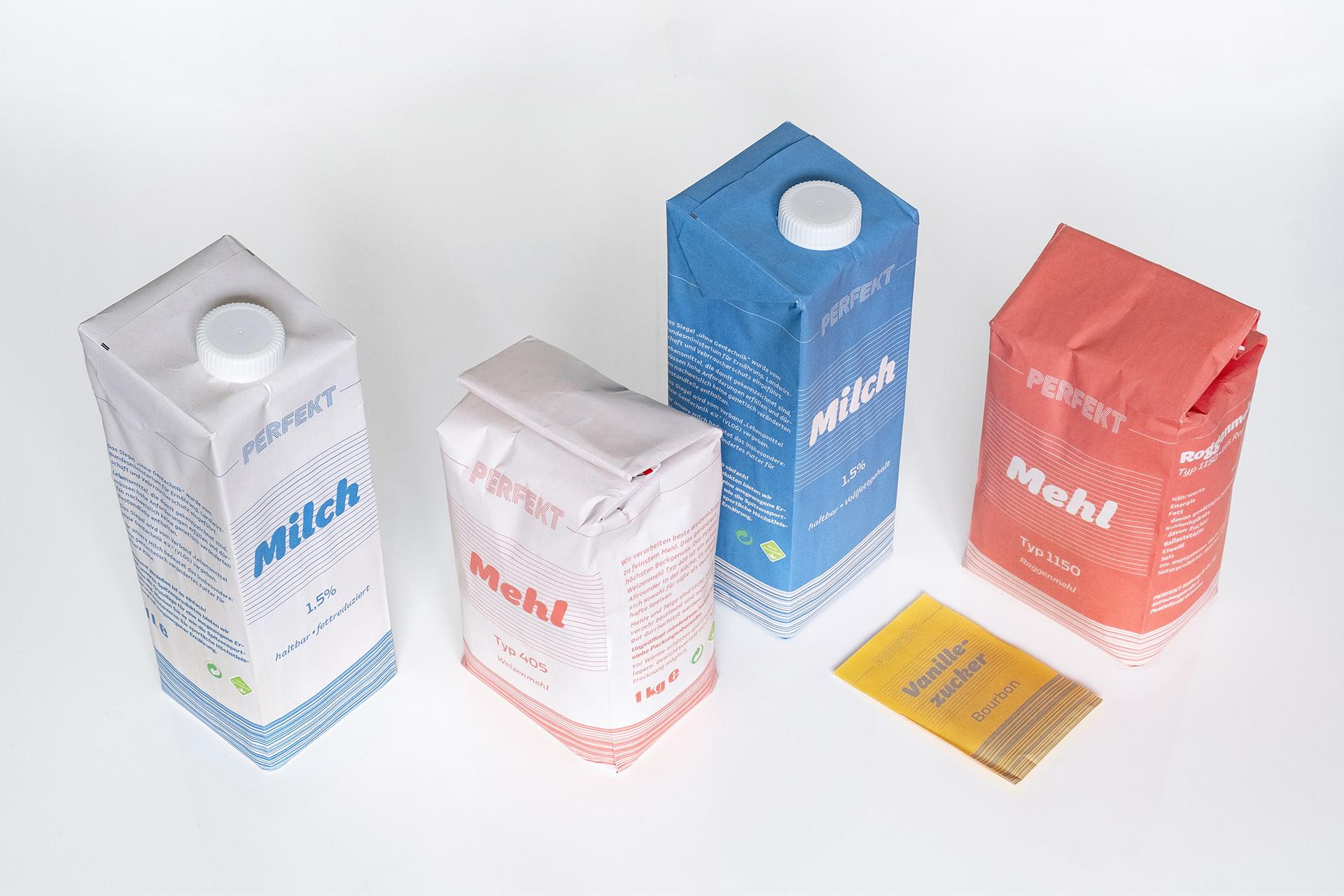 Eigenmarke Supermarkt Brand Branding Packaging, Sebastian Knöbber
